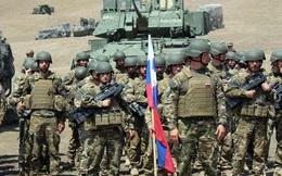 Nga đề nghị đưa quân theo dõi khu giao tranh Armenia-Azerbaijan