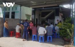 Hai cháu bé ở Bình Định bị lửa thiêu tử vong