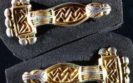 Thêm 80 hài cốt đầy vàng lộ ra ở mộ cổ 6 người vợ hoàng tử