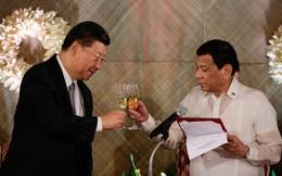 TT Duterte nức lòng khen TQ: Một điểm rất tốt của TQ là chúng tôi không phải van nài hay khẩn cầu!