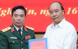 Thủ tướng Nguyễn Xuân Phúc: Đoàn công tác của Quân khu 4 đã dũng cảm hy sinh để cứu dân, đây là sự mất mát rất lớn