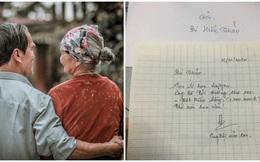 """Ngày cháu gái lên Sài Gòn học, ông bà nội dúi vội bức thư dài 4 dòng, nội dung khiến tất cả """"cay mắt"""""""