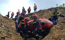 Tìm thấy thêm một thi thể công nhân ở khu vực sạt lở thủy điện Rào Trăng 3