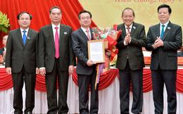 Ông Nguyễn Thanh Nghị chính thức làm Thứ trưởng Bộ Xây dựng