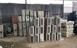 TP HCM: Bí mật nằm trong 3 xe tải đang lưu thông ở Tân Phú