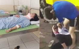Vụ nữ sinh lớp 8 bị đánh nhập viện ở Gia Lâm: Kết quả từ bệnh viện