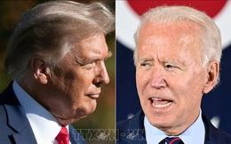 Bầu cử Mỹ 2020: Ông Biden vượt Tổng thống Trump về tỷ lệ ủng hộ tại Michigan, Pennsylvania