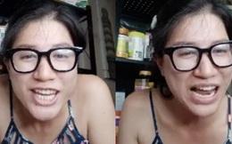 Trang Trần lên tiếng khi hình ảnh livestream bán hàng online bị chỉ trích trên sóng truyền hình
