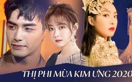 1001 drama Kim Ưng 2020: Nữ thần gian lận, váy đạo nhái, Lý Tiểu Lộ bị 'phong sát' trên sóng truyền hình vì ngoại tình