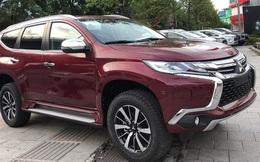 Sắp 'tuyệt chủng', Mitsubishi Pajero Sport máy xăng tồn kho xả hàng giảm giá 250 triệu đồng