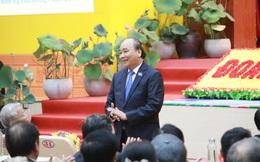 Thủ tướng Nguyễn Xuân Phúc dự khai mạc Đại hội Đảng bộ tỉnh Nghệ An
