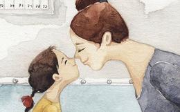 """Lén đọc cuốn nhật kí của người mẹ bị ung thư, con gái khóc không thành tiếng: """"Sau này, con sẽ không là đứa con vô tâm như này nữa!"""""""