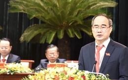 Ông Nguyễn Thiện Nhân tiếp tục chỉ đạo Đảng bộ TP HCM