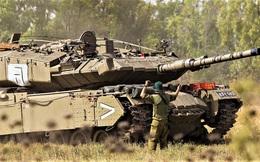 Pereh - Vũ khí tuyệt mật được ngụy trang hoàn hảo dưới dạng tăng M60 Patton