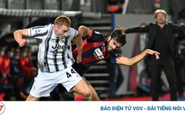 """Không Ronaldo, Juventus hòa """"sốc"""" đội bóng tí hon"""