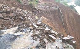 Sạt lở đất kinh hoàng ở Quảng Trị, nghi vùi lấp hơn 20 cán bộ, chiến sĩ