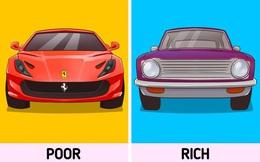 8 lý do khiến bạn làm việc mãi mà chẳng thể giàu lên nổi, và cách để giải quyết thảm cảnh ấy
