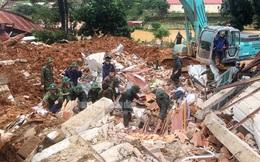 """Người thoát chết trong vụ sạt lở đất ở Quảng Trị: """"7 anh em khác không ra được, giờ vẫn còn nằm lại"""""""