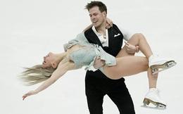 7 ngày qua ảnh: Cặp vận động viên Nga phô diễn trên sân băng