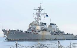 Tàu chiến Mỹ han gỉ và xuống cấp cỡ nào sau chuyến đi biển 215 ngày kỷ lục?