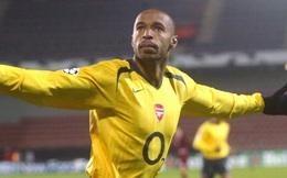 Ngày này năm xưa: Henry trở thành chân sút số 1 lịch sử Arsenal