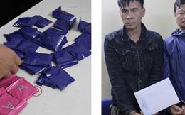 Bắt vụ mua bán 6.000 viên ma túy tổng hợp