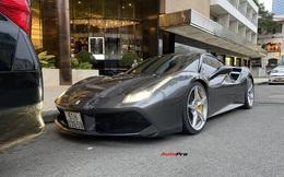 Ferrari 488 GTB được đồn đoán là của nữ doanh nhân chơi siêu xe khét tiếng một thời ra biển số mới