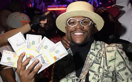 Đã hay lại còn may, võ sĩ giàu nhất thế giới không cần thi đấu vẫn nhẹ nhàng bỏ túi 500 triệu