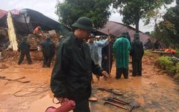 Khẩn trương tìm kiếm các quân nhân vụ sạt lở đất tại Đoàn 337