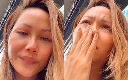 H'Hen Niê đau đớn bật khóc vì bị chỉ trích từ thiện 50 triệu: Tôi vô cùng tổn thương!