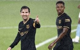 Messi cùng truyền nhân giúp Barca thoát hiểm; Liverpool bất ngờ gục ngã dưới tay Arsenal