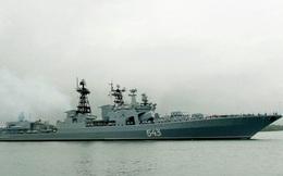 Tại sao các chỉ huy tàu ngầm Mỹ phải khiếp sợ tàu khu trục lớp Udaloy của Nga?