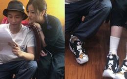 Giữa scandal ngoại tình, sống chung với trai trẻ, Triệu Vy lại lộ ảnh diện đồ đôi với mỹ nam khác?