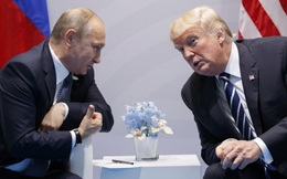 Tổng thống Putin gửi thư sau khi nghe tin ông Trump mắc Covid-19
