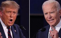 Mới chạm trán tranh luận được vài ngày thì ông Trump dương tính với Covid-19, dân tình sốt sắng lo ông Biden rất có thể đã bị lây bệnh