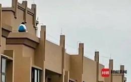 Bé gái leo lên tầng 32 tự tử, cảnh sát nhanh trí giải cứu chỉ bằng 'cốc nước thần kỳ'