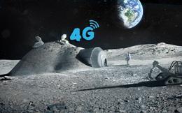 Nokia giành được hợp đồng xây dựng mạng 4G trên... Mặt Trăng