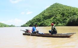 Mùa cá chốt sông Ba