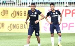 TRỰC TIẾP V.League: HAGL bất ngờ xếp Anh Đức đá chính, Tuấn Anh-Xuân Trường dự bị