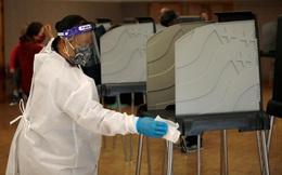 Mỹ: Gần 28 triệu cử tri đã bỏ phiếu sớm vì sợ COVID-19