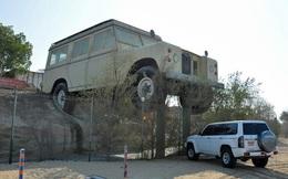 Bộ sưu tập ô tô 'độc nhất vô nhị' của đại gia Ả-Rập