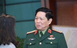 Đại tướng Ngô Xuân Lịch: Bộ đội dù có hy sinh cũng sẵn sàng để cứu tính mạng, tài sản của nhân dân