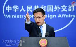 """Vụ 2 nhà ngoại giao TQ bị tố """"không mời mà đến"""", đẩy quan chức Đài Loan chấn thương đầu: Vì cái bánh kem?"""