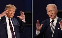 Cơ hội cuối cùng giúp ông Trump vượt lên đối thủ Joe Biden