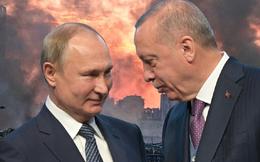 """Nga-Syria """"đánh hội đồng"""" ở Idlib, số phận Thổ Nhĩ Kỳ sắp """"bi thảm""""?"""