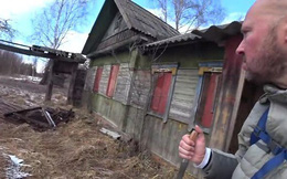 """Một mình khám phá """"cấm địa phóng xạ"""" Chernobyl, người đàn ông tìm ra sự thật sau lời đồn đại về vùng đất chết"""