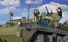 """Xe chiến đấu bộ binh Mỹ Stryker """"lột xác"""" nhờ hệ thống vũ khí uy lực"""