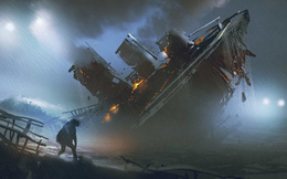 Tàu chở khách đột ngột bị đâm chìm giữa biển đêm, thuyền trưởng đứng trên boong làm 1 việc, những người còn lại cả đời không thể quên