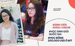 Nữ sinh có visual đáng chú ý nhất ngày nhập học VinUni: Từng bỏ học bổng du học 200.000 USD, học trường nghìn tỷ vẫn chia nhau suất cơm 30.000 đồng