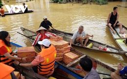 Cấp hàng hóa dự trữ cho 2 huyệnở Quảng Trị